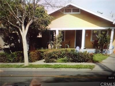 Santa Ana Single Family Home For Sale: 501 E Washington Avenue