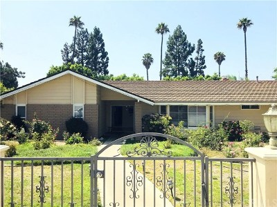 Villa Park CA Single Family Home For Sale: $1,400,888