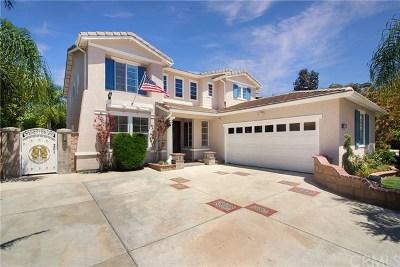 Orange Single Family Home For Sale: 5805 E Hillgrove Court