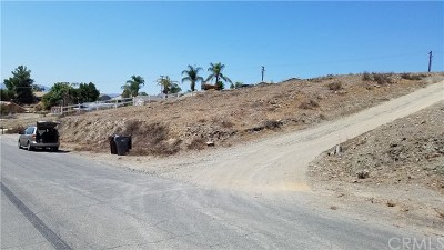 Menifee Residential Lots & Land For Sale: Cross Hill Drive