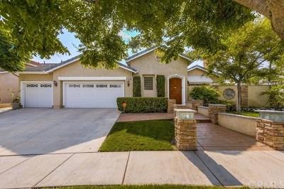 Corona Single Family Home For Sale: 2619 Hudson Avenue