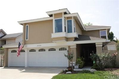 Laguna Hills Single Family Home For Sale: 25292 Linda Vista Drive