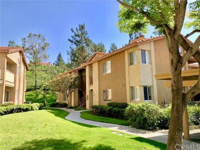 Yorba Linda Condo/Townhouse Active Under Contract: 5310 Silver Canyon Road #16H