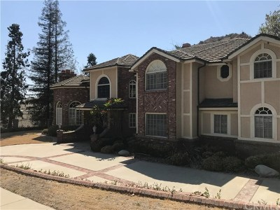Glendora Single Family Home For Auction: 1155 Englewild Drive