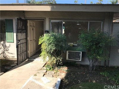 Tustin Condo/Townhouse For Sale: 652 W Main Street #D
