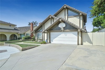 Cypress Single Family Home Active Under Contract: 9137 Christopher Street