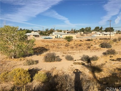 Hesperia Residential Lots & Land For Sale: Willow Road