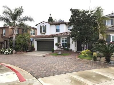 Costa Mesa Single Family Home For Sale: 3386 Corte Cassis
