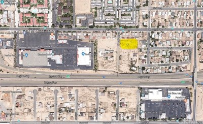 Barstow CA Residential Lots & Land For Sale: $115,000