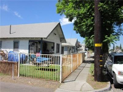 Fullerton Multi Family Home For Sale: 402 S Highland Avenue