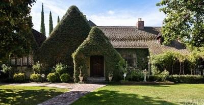 Santa Ana Single Family Home For Sale: 2410 Bonnie Brae