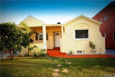 Huntington Park Single Family Home For Sale: 2524 Cudahy Street