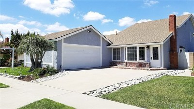 Single Family Home For Sale: 1249 N Willet Circle
