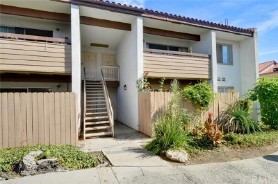 Santa Ana Condo/Townhouse For Sale: 2511 W Sunflower Avenue #T16