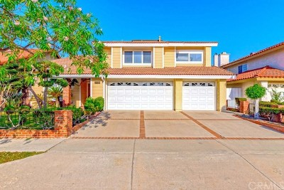 Cerritos Single Family Home For Sale: 19522 Star Circle