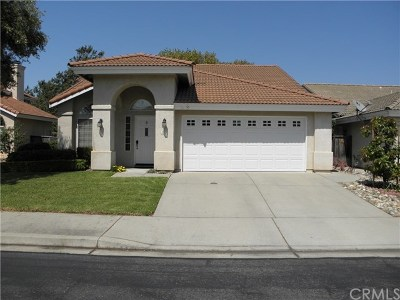 Lompoc Single Family Home For Sale: 513 Brookside Drive