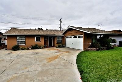 Garden Grove Single Family Home For Sale: 11962 Saint Mark Street