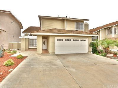 Yorba Linda Single Family Home For Sale: 17350 Marda Avenue