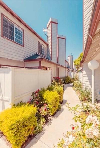 Harbor City Condo/Townhouse For Sale: 732 255th Street #E