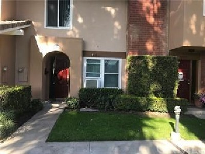 Fountain Valley Condo/Townhouse For Sale: 17751 La Rosa Lane