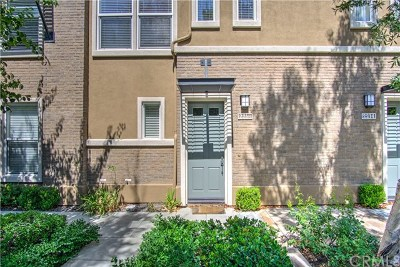 Fullerton Condo/Townhouse For Sale: 2218 Clark Drive