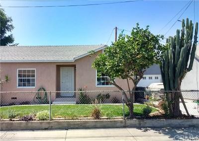 Artesia Single Family Home For Sale: 16625 Alora Avenue