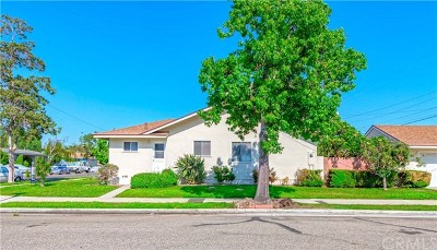 Anaheim Single Family Home For Sale: 2532 W Beachy Place