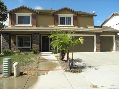 Chula Vista Single Family Home For Sale: 1460 Knollwood Place