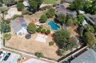 Anaheim, North Tustin, Orange, Santa Ana, Tustin, Villa Park Single Family Home For Sale: 12311 Enramada Drive