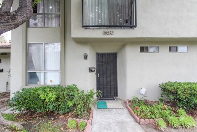 Garden Grove Condo/Townhouse For Sale: 10291 Westminster Avenue