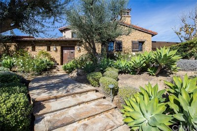 Irvine CA Single Family Home For Sale: $5,990,000