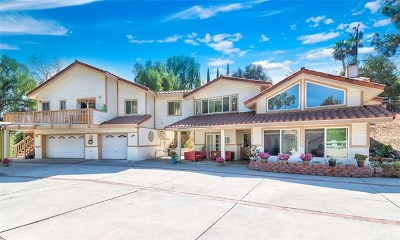 La Habra Heights Single Family Home For Sale: 602 Lamat Road