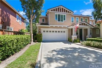 Ladera Ranch Condo/Townhouse For Sale: 10 Fieldhouse