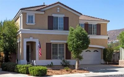 Corona Single Family Home For Sale: 810 La Paz Circle