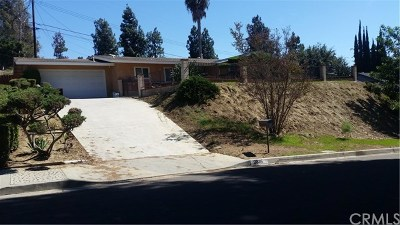 Hacienda Heights Single Family Home For Sale: 2816 Managua Place