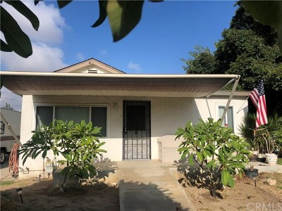 Pico Rivera Single Family Home For Sale: 4009 Maris Avenue
