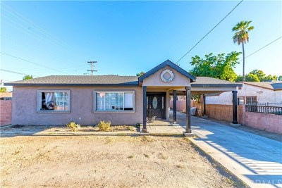 Santa Ana Single Family Home For Sale: 2502 Strawberry Lane