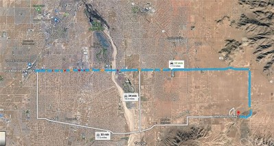 Apple Valley Residential Lots & Land For Sale: Ocotillo