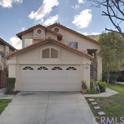 Fontana Single Family Home For Sale: 11437 Citrus Glen Lane