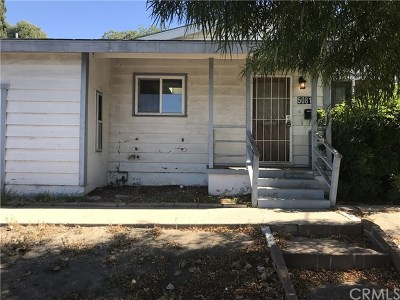 San Diego Single Family Home For Sale: 5081 54th Street