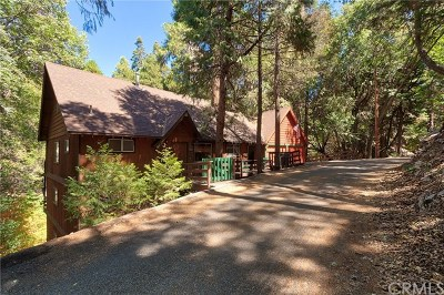 Lake Arrowhead Single Family Home For Sale: 309 Golden Lane