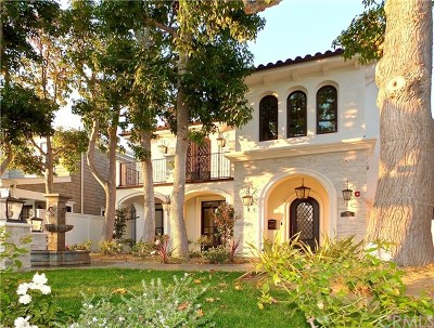 Manhattan Beach Single Family Home For Sale: 717 35th Street