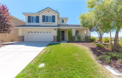 Murrieta Single Family Home For Sale: 35633 Cherry Bark Way