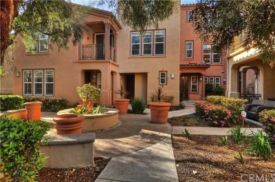 Ladera Ranch Condo/Townhouse For Sale: 110 Sansovino