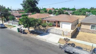 Santa Ana Single Family Home For Sale: 5309 W 2nd Street