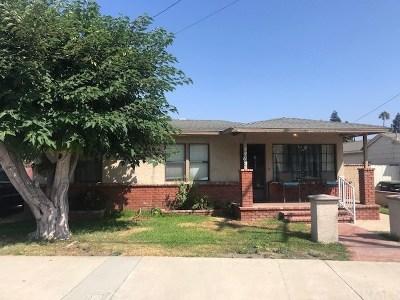 Orange Single Family Home For Sale: 409 W Fletcher Avenue