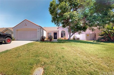 Moreno Valley Single Family Home For Sale: 16290 Abedul Street