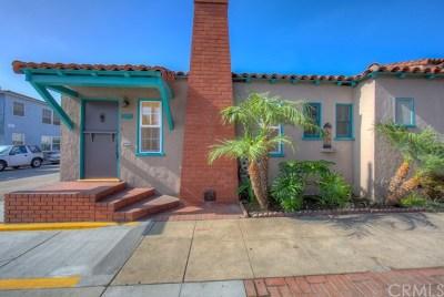 Belmont Shore (Bsd) Multi Family Home For Sale: 4216 E 1st Street