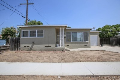 Signal Hill Multi Family Home For Sale: 925 E Vernon Street