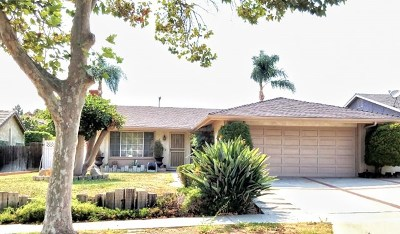 Yorba Linda Single Family Home For Sale: 5351 Redwood Street